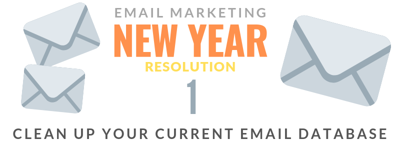 Clean up your current email database
